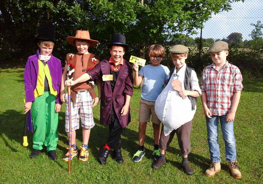 Dressing Up  Roald Dahl