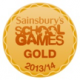 Sainsbury School Games And Youth Sports Trust Logo